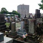 大牟田市の地区墓地より福岡へ。お墓(仏様)の引越し