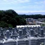 福岡市東区香椎台にある墓地のお墓、そして福岡市博多区のお客様のもとへ