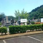 お墓の基礎工事【福岡県粕屋郡 新宮霊園・自由区画】