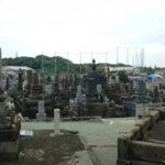 大牟田のお墓、解体処分工事を開始しました