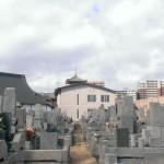 福岡市博多区西林寺での閉眼供養。