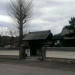 粕屋郡須恵町の地域墓地にて現場確認しました。