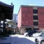 福岡市博多区順正寺様で、お墓リフォームのお打合せ。
