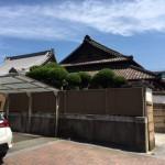 福岡市博多区の寺院墓所、妙典寺にやってきました。