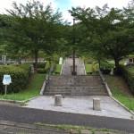 福岡市東区香椎にある、福岡市営三日月山霊園に現地確認にやってきました