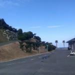 糸島市の二見ヶ浦霊園に現地確認へやってきました。