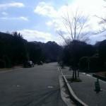 福岡市営平尾霊園に、お施主様と面会にやってきました。