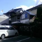 糟屋郡宇美町にある隆照寺さまにお墓修理の打ち合せへ。