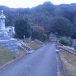 福岡市南区にある福岡市営平尾霊園にやってきました。