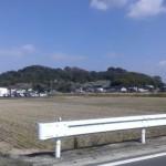 飯塚市桂川町にある霊園へ打ち合せにいってきました。