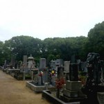 崇福寺 様の墓地に。基礎工事の準備・下見・基礎工事【福岡市博多区】