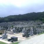 ささぐり極楽霊園 お墓の完成確認 / お墓の設計、採寸に【粕屋郡篠栗町】