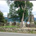 うきは市吉井町の墓地へ。お墓じまい、改葬のご相談、現地確認です。