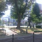 中央区春吉にある春吉公園にやってきました。