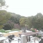 福岡市南区、お墓の手すり等のリフォームの確認