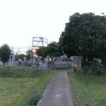 糟屋郡志免町地域墓地、お施主様のご要望でアフターフォローに