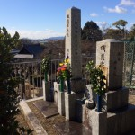 京都のじいちゃん、ばあちゃんのお墓参りに、兄が行ってくれました!