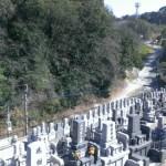 北九州市の民間霊園でのお墓見学