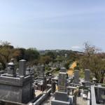 糟屋郡新宮町新宮霊園にてお墓リフォームの設計と打ち合わせ