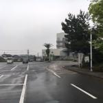 記念碑クリーニングの打ち合わせに古賀市にやってきました。