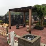 お墓のご案内で須恵町の博多霊苑にやってきました