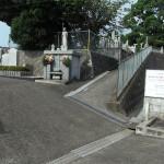 福岡市東区の地域墓地で現地打ち合わせを行いました