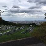 福岡市西部霊園にてお墓の現地確認を行いました
