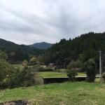 佐賀県富士町の地域墓地で納骨式を行いました