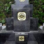 糟屋郡宇美町の隆照寺様にて、彫刻部分の金箔の入れ直し。15年から20年に一度の入れ直しがおすすめです!